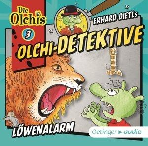 Olchi-Detektive 03. Löwenalarm (CD)