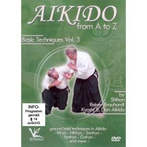 Aikido from A toZ Basic Techniques Vol.3