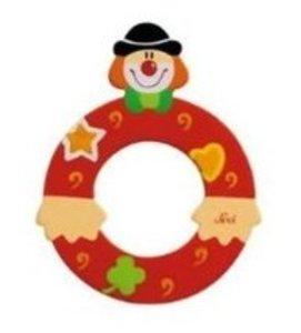 Sevi 81751 - Buchstabe: Clown O