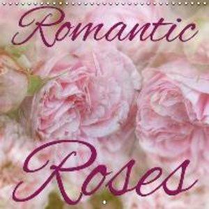 Romantic Roses (Wall Calendar 2015 300 × 300 mm Square)