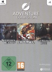 Adventure-Collection Vol.6 (PC-DVD)