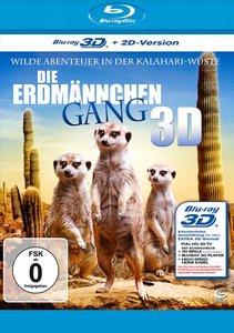 Die Erdmännchen Gang - Wilde Abenteuer in der Kalahari-Wüste