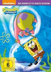 SpongeBob Schwammkopf - Die komplette Season 8 (4 Disc)