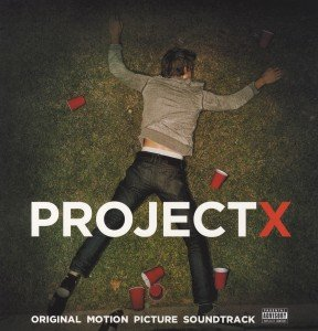 Project X-Original Soundtrack-LP
