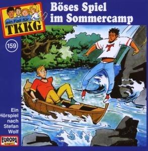 159/Böses Spiel im Sommercamp
