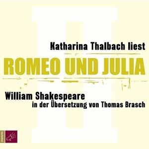 Shakespeare: Romeo u. Julia/3 CDs