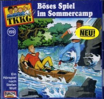 159/Böses Spiel im Sommercamp - zum Schließen ins Bild klicken