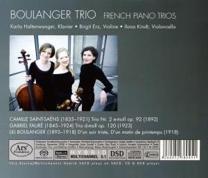 Französische Klaviertrios