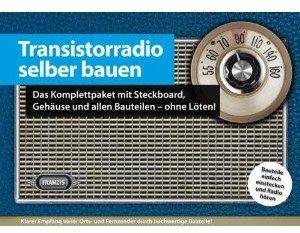 Transistorradio selber bauen - ohne zu Löten (Bausatz im Nostalg