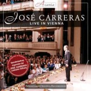 Jos? Carreras-Live in Vienna