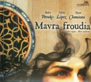 Mavra Froudia-Black Eyebrows