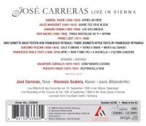 Jos? Carreras-Live in Vienna