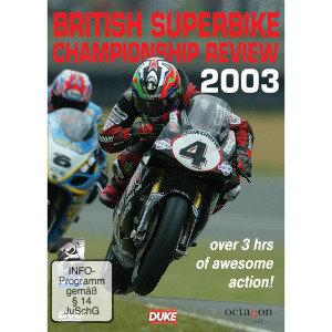 British Superbike Championship 2003