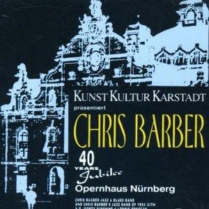 40 Years Jubilee At The Operahouse Nurnberg