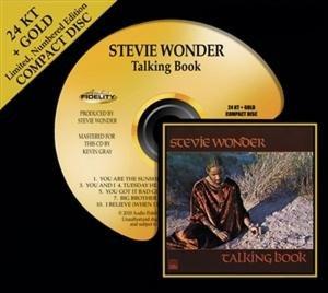 Talking Book (24k-Gold-CD)
