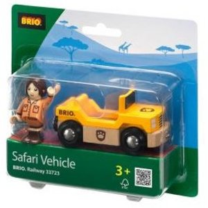 Brio 33723 - Safari Jeep