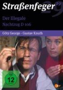 Straßenfeger 29 - Der Illegale / Nachtzug D 106