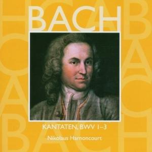 Kantaten Vol.1-BWV 1-3