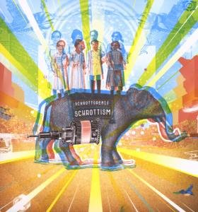 Schrottism (Digipak)Limited Ed