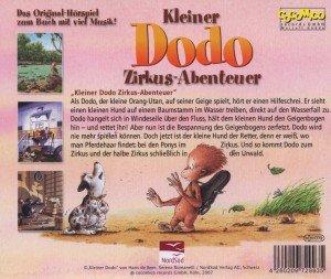 Kleiner Dodo: Zirkus-Abenteuer