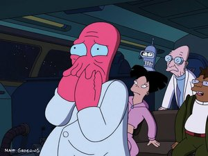 Futurama - Die Ära des Tentakels