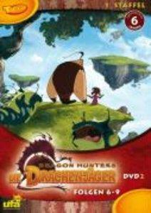 Drachenjäger DVD 2,TV-Serie St.1,Flg.6-9