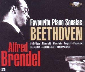 Alfred Brendel Spielt Beliebte Klaviersonaten