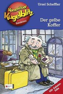 Kommissar Kugelblitz 03. Der gelbe Koffer