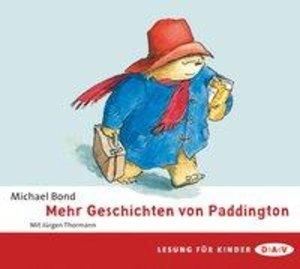 Mehr Geschichten von Paddington