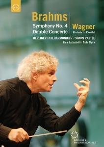 Sinfonie 4/Doppelkonzert/+
