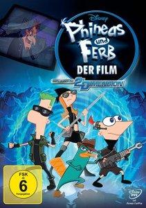 Disney Phineas und Ferb - Der Film - Quer durch die 2. Dimensio