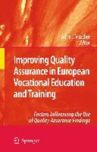 Improving Quality Assurance in European Vocational Education and