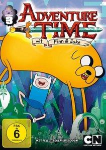 Adventure Time: Abenteuerzeit mit Finn & Jake
