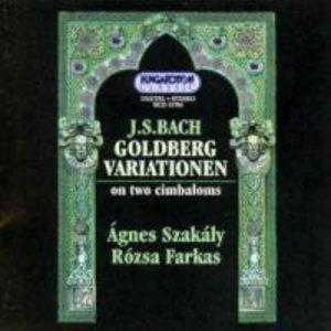 Goldberg Variationen auf zwei Cimbaloms