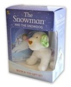 Snowman and the Snowdog. Book and Plush