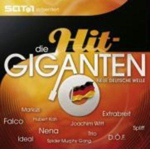 Die Hit Giganten-Neue Deutsche Welle