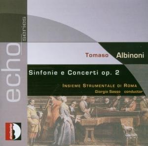 Sinfonie e concerti op.2