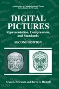 Digital Pictures: Representation, Compression and Standards