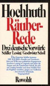 Räuber-Rede