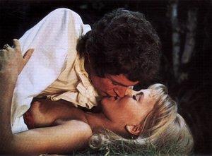 Nur Vampire küssen blutig