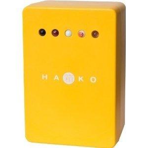 Invento 50128005 - HAKO-Box: gelb, Strategie-und Denksportspiel
