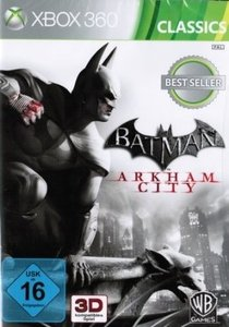 Batman: Arkham City - Software Pyramide
