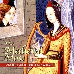The Medieval Muse-Frühe Musik Für Gesang Und Har