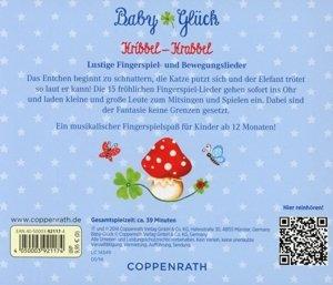 Kribbel-Krabbel (CD) (Lustige Finger und Bewegungslieder)