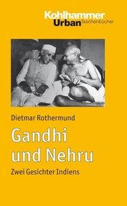 Gandhi und Nehru