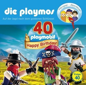 Bredel, D: Playmos - Folge 40/CD