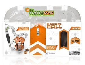 Invento - Hexbug Nano V2 Barrel Roll Set