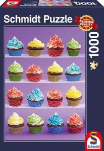 Cupcakes-Spaß, 1.000 Teile