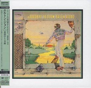 Goodbye Yellow Brick Road-Platinum SHM CD