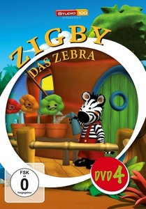 Zigby,das Zebra DVD 4